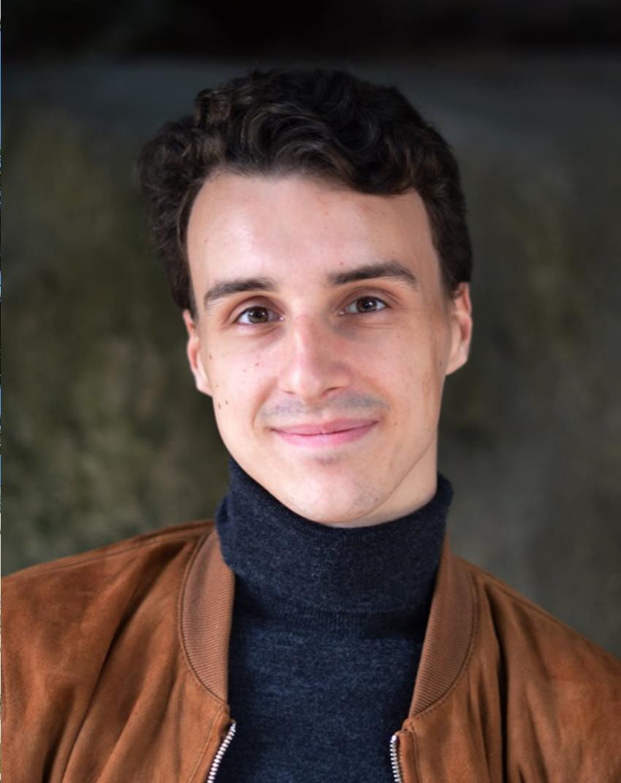 Portrait d'Antoine Monchaux
